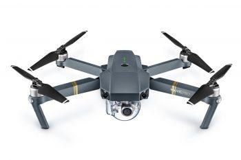 DJI Mavic Pro Drohne von Vorne